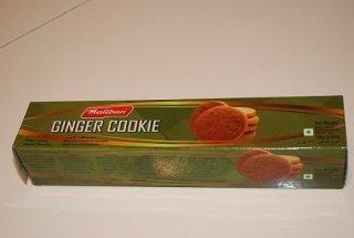 ジンジャークッキー(箱入り)
