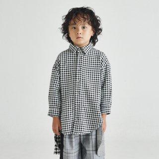 ビッグロングシャツ (キッズ)03411