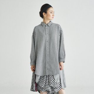 ビッグロングシャツ(レディース) 03411