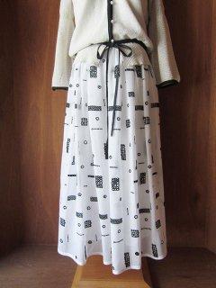 piece(ピース)コットンゴムロングスカート/XS5120*SK#IT