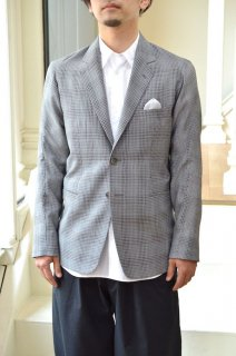 【セール50%off】SIDE SEAMLESS NOTCHED LAPEL 2B JACKET/191502*JK#GH*