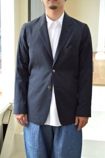 【セール50%off】SIDE SEAMLESS NOTCHED LAPEL 2B JACKET/191500*JK#GH*