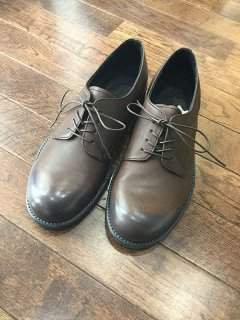 メンズシューズ/DERBY PLAIN TOE SHOUES 「NICOLO」/PU8586-2005-17A*CA#MC