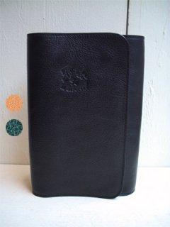 6穴2つボタン手帳(大)(2020年レフィル)/410961*GA#IB