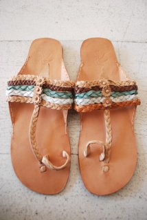 【82%オフ outlet】 CALF NAPPA SANDAL/30191009*SD#US*