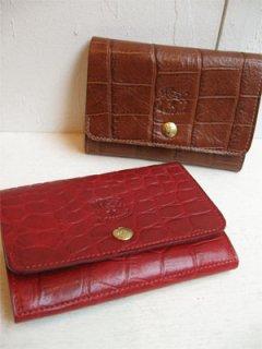 クロコ型押し財布/5402305940*WA#IB