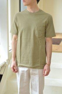 【セール30%OFF】度詰め吊り天竺丸胴Tシャツ/5118-21580*CS#GH*