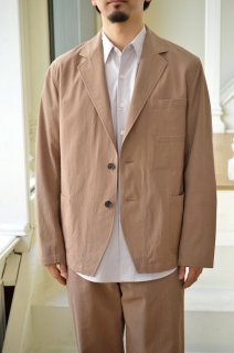 【セール40%off】FINX HARD TWIST GABARDINE JACKET/A20SJ01FB*JK#GH*