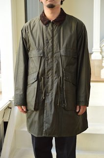 KS × Barbour Stand Collar Traveller Coat/KS20FBB01*CT#GH