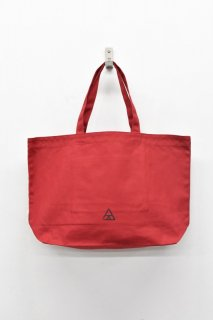 COET / 納品袋 CANVAS TOTE BAG - RED