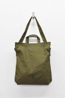 COET / 頭陀袋 CANVAS SHOULDER BAG - KHAKI