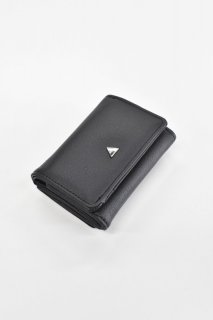 COET / TRIFOLD WALLET - BLACK