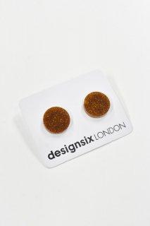 designsix / MARK PIERCE / GOLD GLITTER