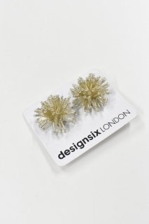 designsix / BARB EARRING / SILVER