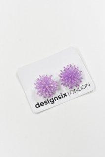 designsix / NOVA EARRING / LILAC