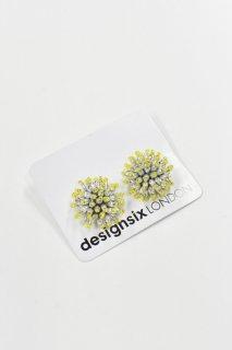 designsix / NOVA EARRING / SPARK YELLOW