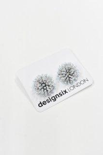 designsix / NOVA EARRING / SPARK BABY BLUE