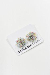 designsix / NOVA EARRING / MIX SPARK