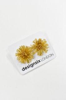 designsix / BARB PIERCE / GOLD
