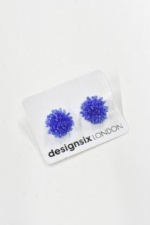 designsix / TINY FUNKY PIERCE / CLEAR BLUE