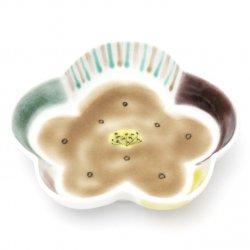梅型小皿 [ベージュ]|宮薗聖衣子