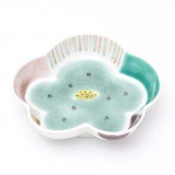 梅型小皿 [ひわ色]|宮薗聖衣子