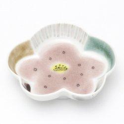 梅型小皿 [ピンク]|宮薗聖衣子