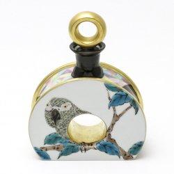 輪あそび 香水瓶|山浦早織