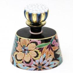想花詰め 香水瓶|山下紫布