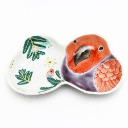 型皿(赤) |山浦早織
