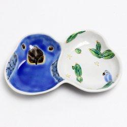 型皿(青) |山浦早織