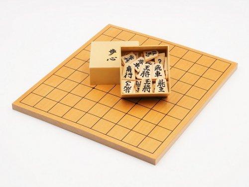 折り将棋盤・プラスチック駒セット