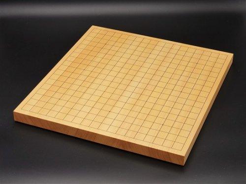 卓上碁盤 スプルース材 10号