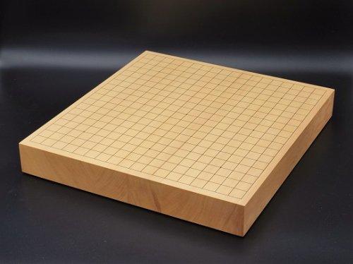 卓上碁盤 スプルース材 20号    (送料無料)
