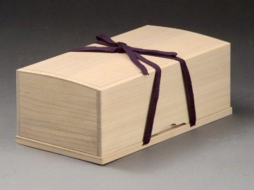 碁笥箱 桐材