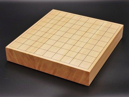 卓上将棋盤 スプルース材 20号