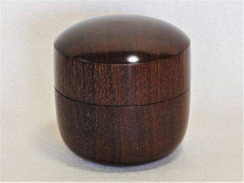 駒入 ローズ紫檀 棗(なつめ)型