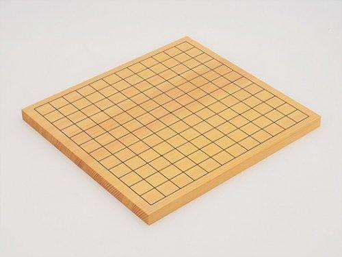 13路-9路両面碁盤 木製