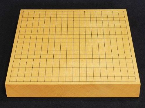 卓上碁盤 本榧(中国産)20号 一枚板  No.2  (送料無料)