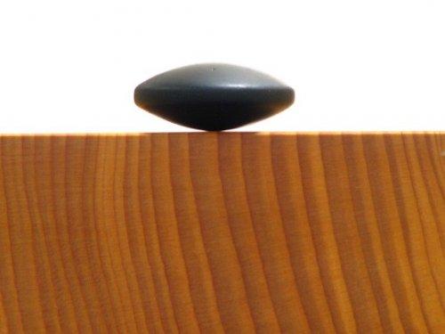 アウトレット              補充用ガラス碁石 黒石 竹印 10粒