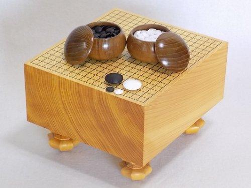 ひな碁盤・碁笥セット(送料無料)