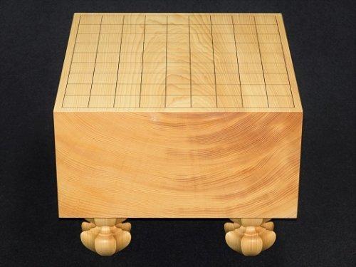 榧将棋盤  板目 木裏 5.5寸        (送料無料)
