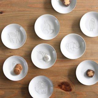 ZUPA white 豆皿 全9柄