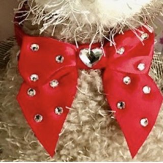 COLLAR LIA 28 HEART SWA COLLAR