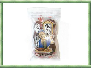 あきちゃん漬け種なし梅(チャック付袋入り) 60g