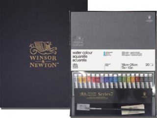 ウィンザー&ニュートン プロフェッショナルウォーターカラー:コレクションBOXセット