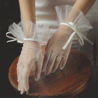 小枝 ロングタイプ ヘッドドレス ヘアアクセサリー(A02)