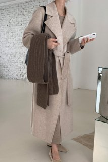 rene maxi<br>hand made coat<br>3colors