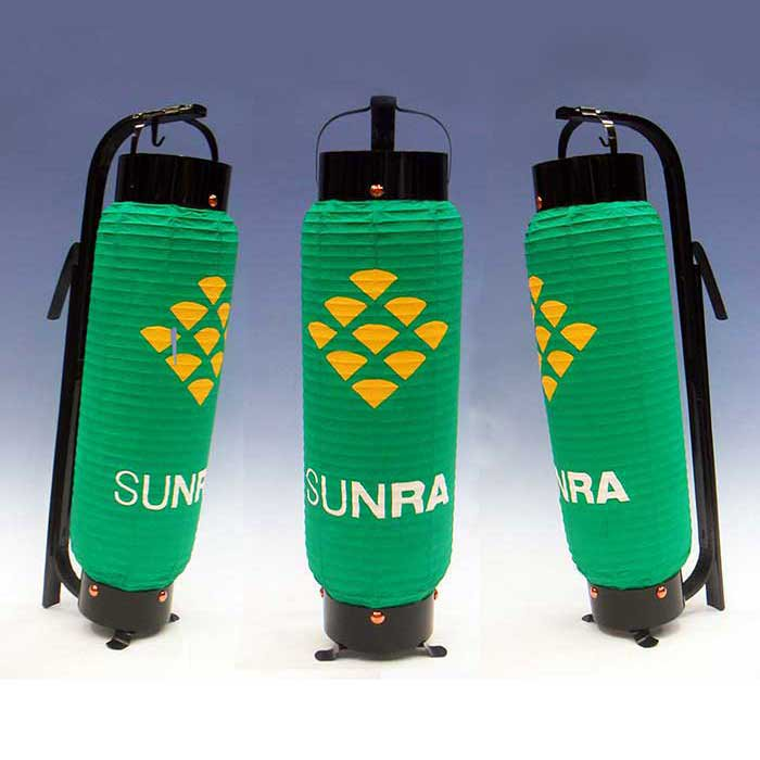 ◆SUNRA・ロゴ型