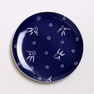 会津小紋皿